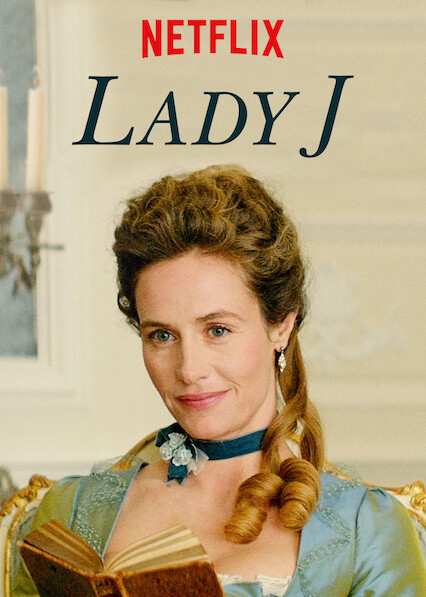 Lady J on Netflix AUS/NZ