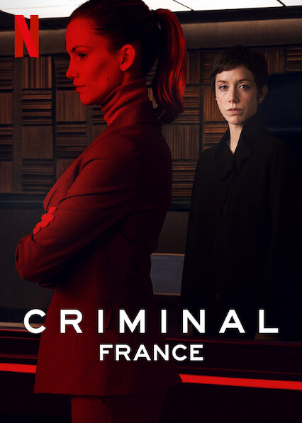 Criminal: France on Netflix AUS/NZ