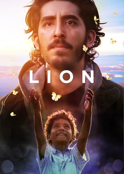 Lion on Netflix AUS/NZ