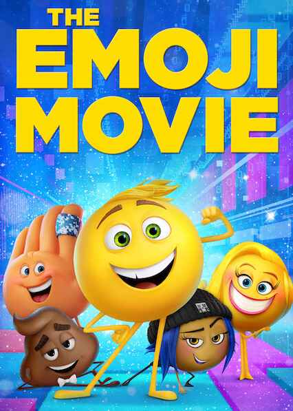 The Emoji Movie on Netflix