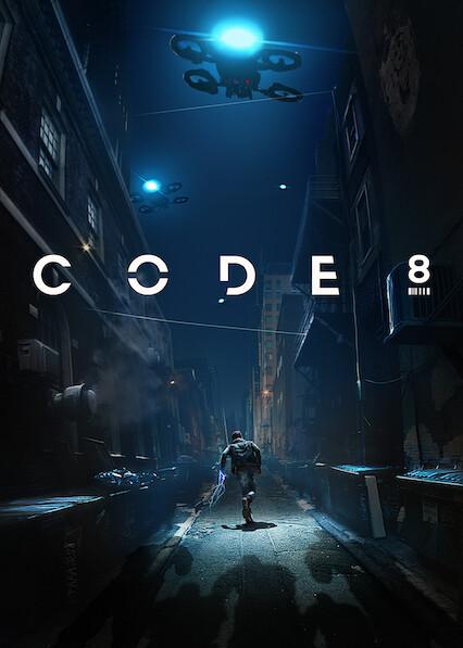Code 8 on Netflix AUS/NZ