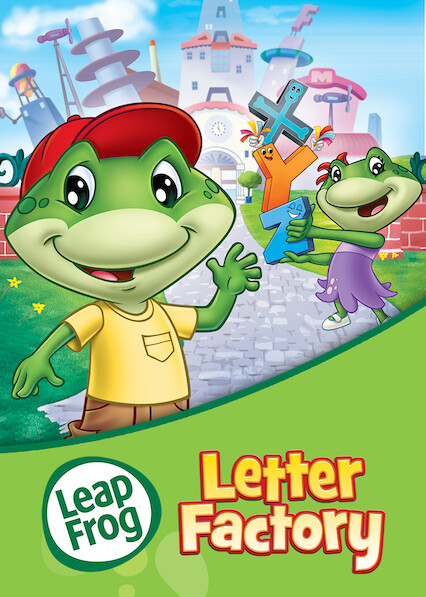 LeapFrog: Letter Factory on Netflix AUS/NZ