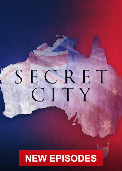Secret City on Netflix AUS/NZ