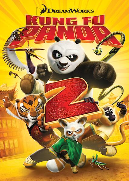 Kung Fu Panda 2 on Netflix AUS/NZ