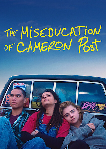 The Miseducation of Cameron Post on Netflix AUS/NZ