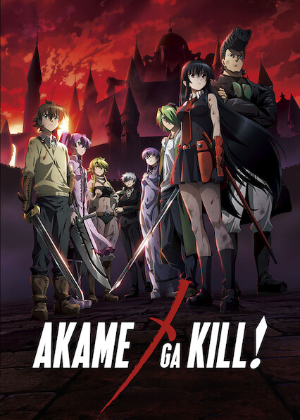 Akame ga Kill! on Netflix AUS/NZ