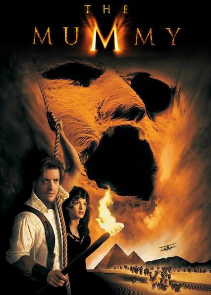 The Mummy on Netflix AUS/NZ