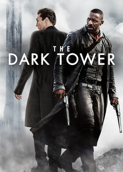 The Dark Tower on Netflix AUS/NZ