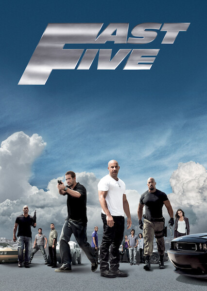 Fast Five on Netflix AUS/NZ