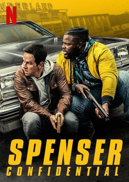 Spenser Confidential on Netflix AUS/NZ