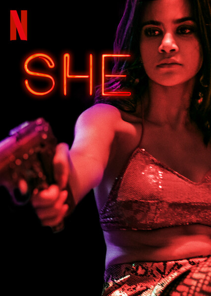She on Netflix AUS/NZ