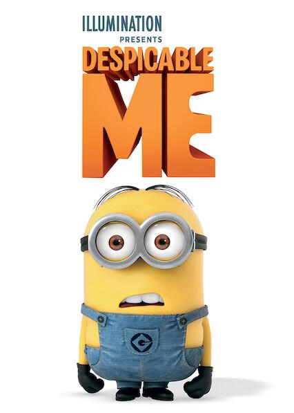 Despicable Me on Netflix AUS/NZ