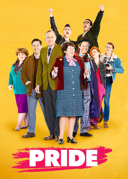Pride on Netflix AUS/NZ