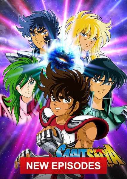 Saint Seiya on Netflix AUS/NZ