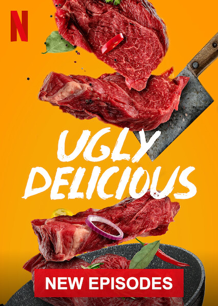 Ugly Delicious on Netflix AUS/NZ