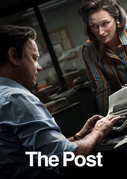 The Post on Netflix AUS/NZ