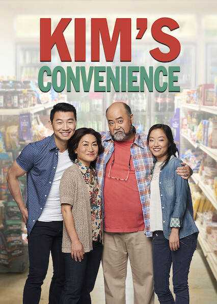 Kim's Convenience on Netflix AUS/NZ