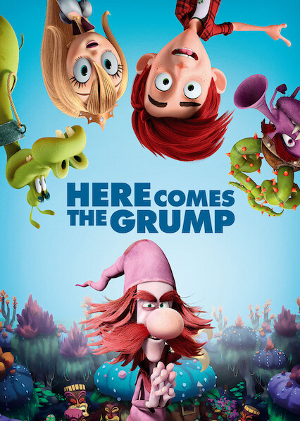 HERE COMES THE GRUMP on Netflix AUS/NZ