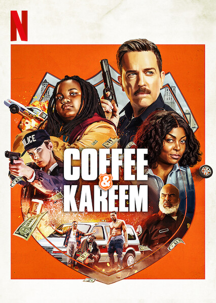 Coffee & Kareem on Netflix AUS/NZ