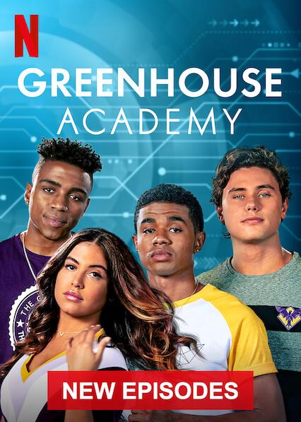 Greenhouse Academy on Netflix AUS/NZ