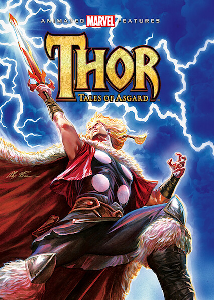 Thor: Tales of Asgard on Netflix AUS/NZ