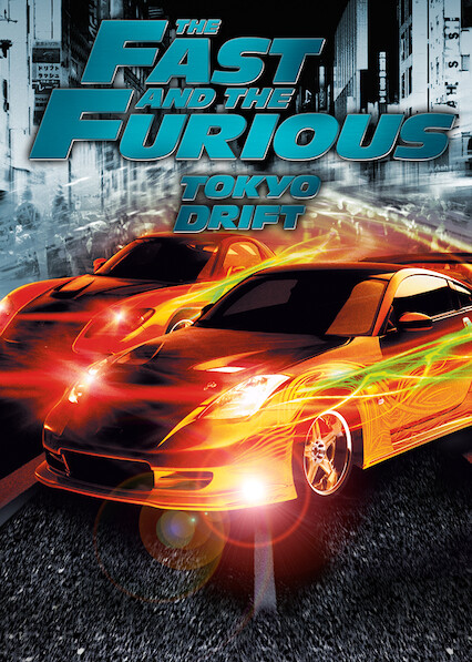 The Fast and the Furious: Tokyo Drift on Netflix