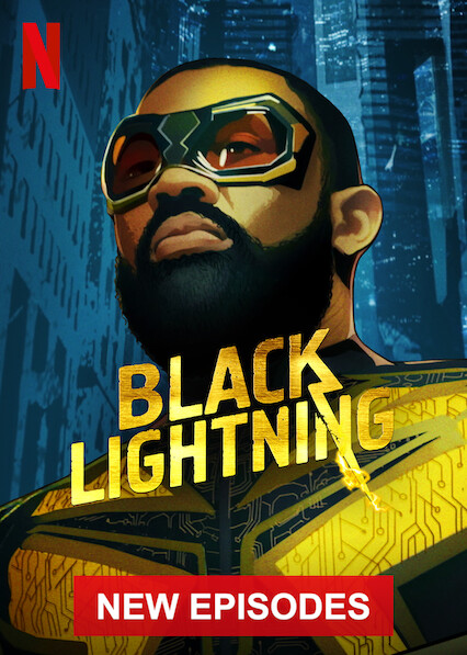 Black Lightning on Netflix AUS/NZ