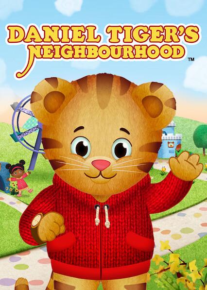 Daniel Tiger's Neighbourhood on Netflix AUS/NZ