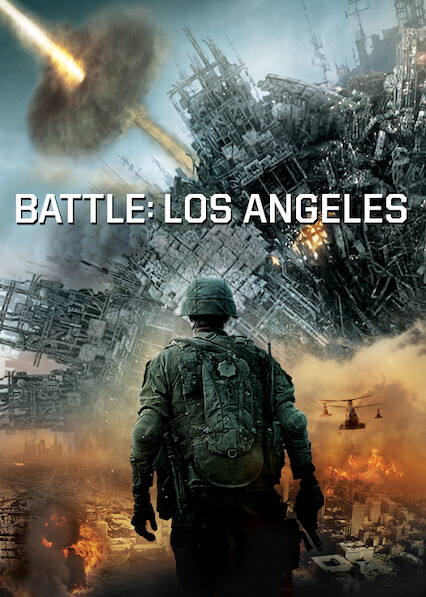 Battle: Los Angeles on Netflix AUS/NZ