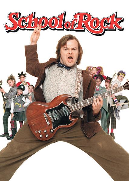 School of Rock on Netflix AUS/NZ