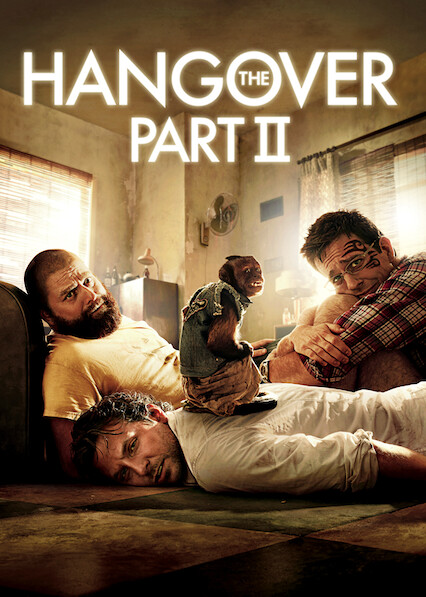 The Hangover: Part II on Netflix AUS/NZ