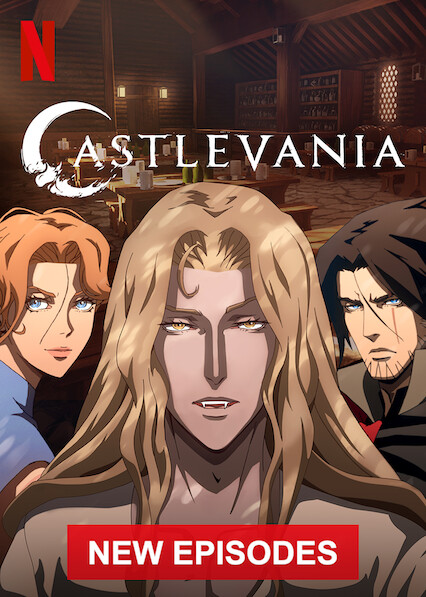 Castlevania on Netflix AUS/NZ