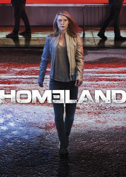 Homeland on Netflix AUS/NZ