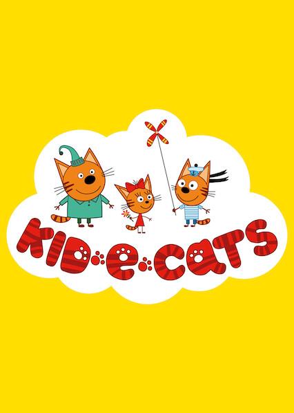 Kid-E-Cats on Netflix AUS/NZ