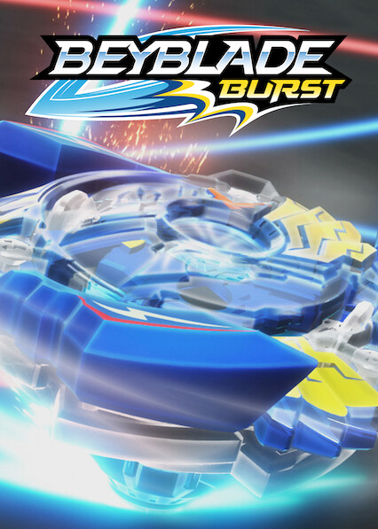 Beyblade Burst on Netflix AUS/NZ