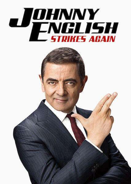 Johnny English Strikes Again on Netflix AUS/NZ
