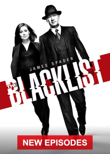 The Blacklist on Netflix AUS/NZ