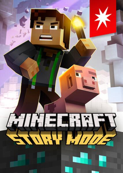 Minecraft: Story Mode on Netflix AUS/NZ