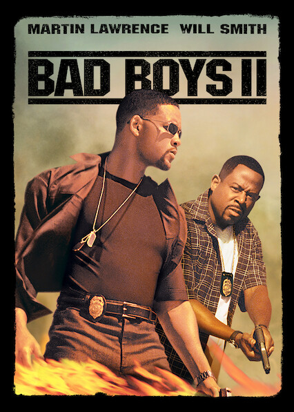 Bad Boys II on Netflix AUS/NZ